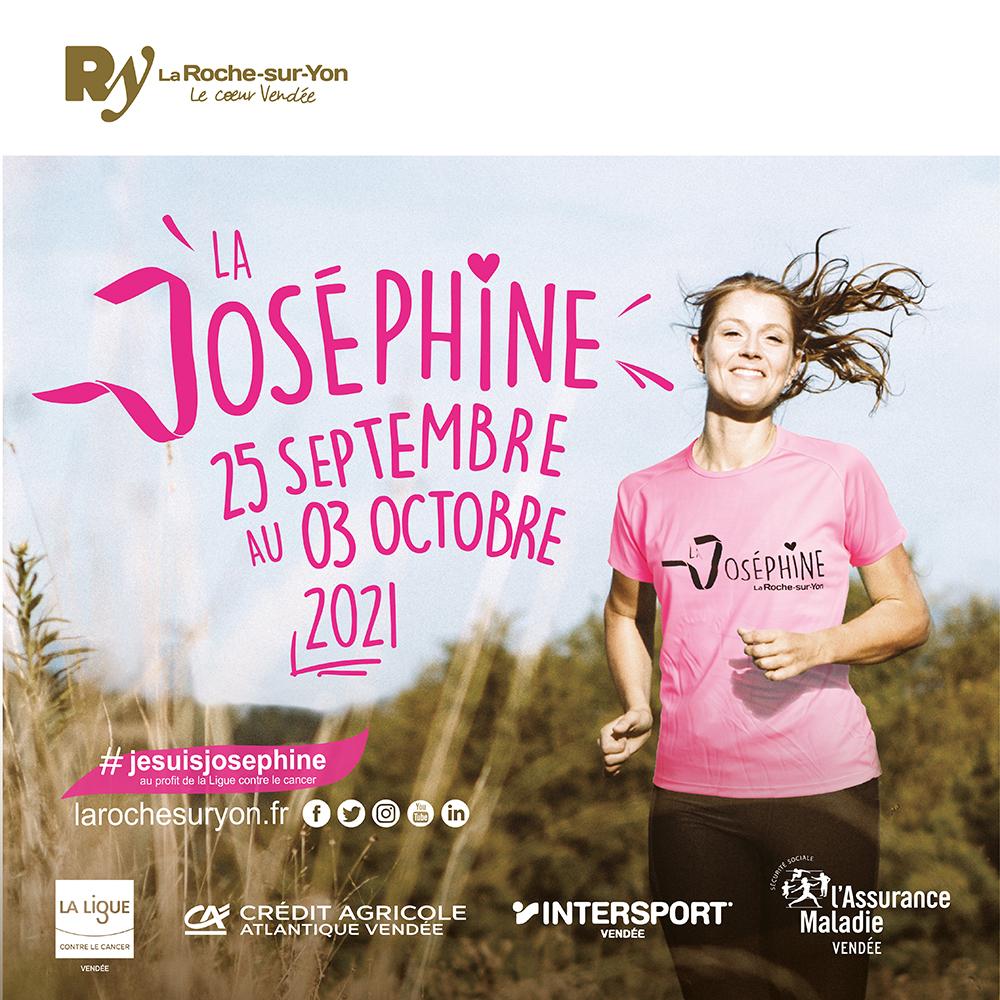 Participez à la Joséphine 2021 !